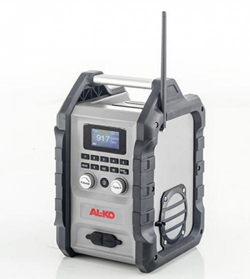 Výrobek Rádio akumulátorové AL-KO WR 2000 bez akumulátoru a nabíječky + ZDARMA doprava !