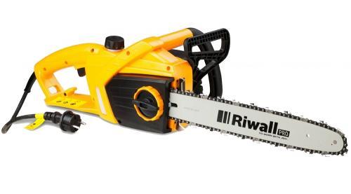 Výrobek Riwall RECS 1840 - řetězová pila s elektrickým motorem 1800 W