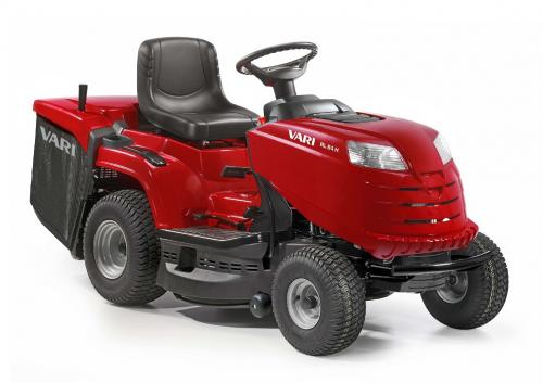 Nový zahradní traktor Vari RL 84 H (motor Loncin 7500, 432 ccm, koš 240 l) - akční cena + ZDARMA doprava nebo náhradní nože či tažné zařízení pro vozí
