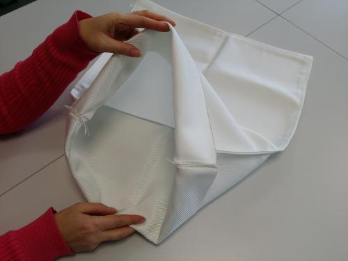Výrobek Textilní vložka do lisu HYDRAULIC 18L/2t VARES PROFI