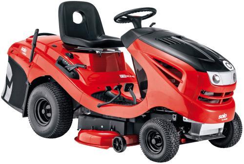 Výrobek Zahradní traktor Solo by AL-KO T 13-93.7 HD (1-válec motor Briggs & Statton PB 3130 Series) - SLEVA + ZDARMA doprava !