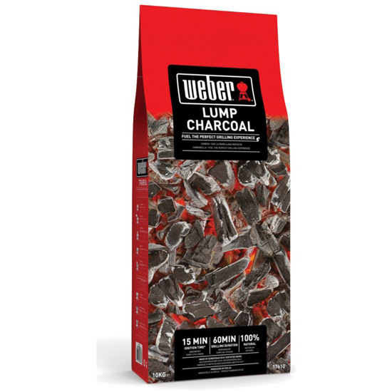 Výrobek Weber dřevěné uhlí 10 kg na grilován
