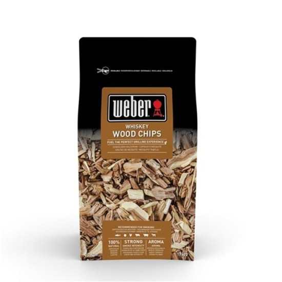 Výrobek Dřevěné lupínky Weber WHISKEY - FSC certifikát - 700g