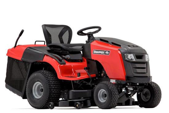 Výrobek Snapper travní traktor ERTX2642RDF + radlice a sněhové řetězy ZDARMA !