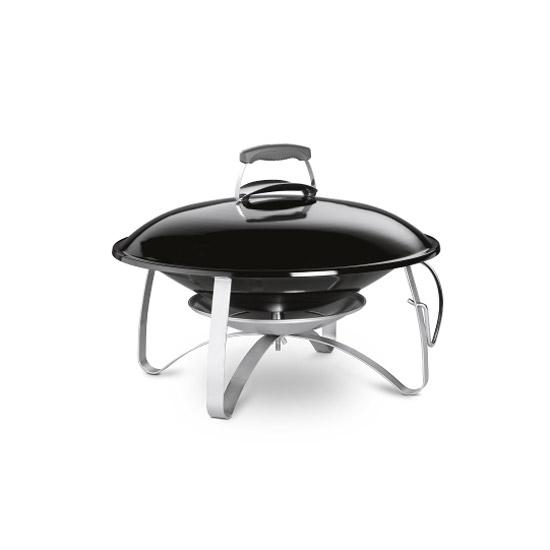 Výrobek Weber Fireplace (přenosné ohniště) černé + ZDARMA doprava !