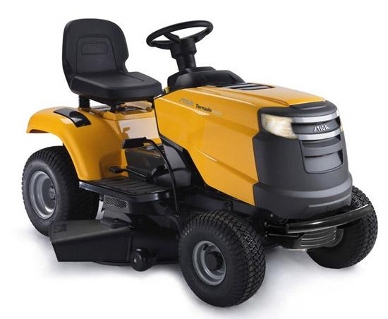 Opravdov� zahradn� traktor Stiga Estate Tornado 2198 H ( hydrostat, bo�n� v�hoz) - SKLADEM + DOPRAVA ZDARMA !