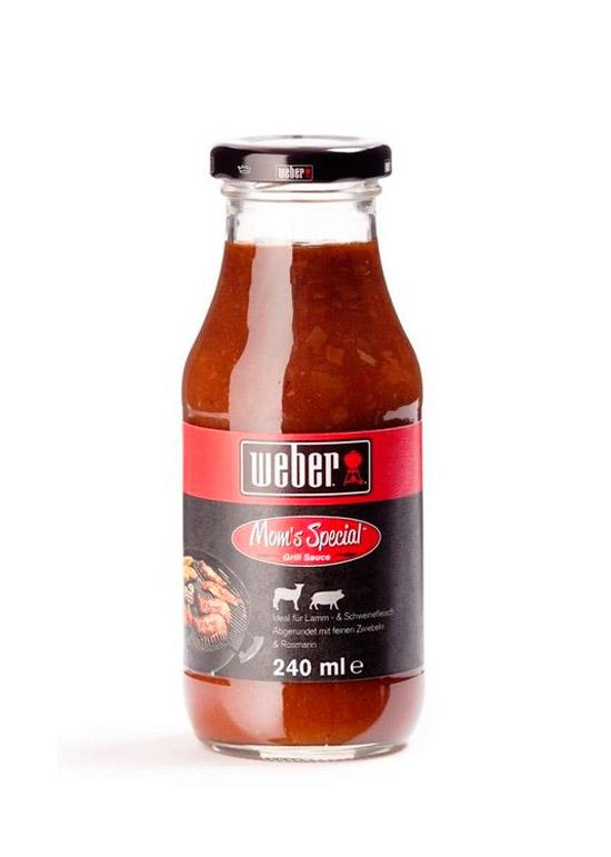Výrobek Weber grilovací omáčka Mámina speciální - Mom`s Special