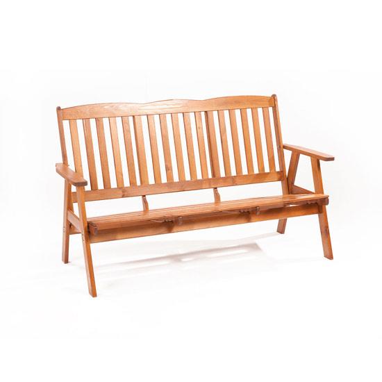 Výrobek Oliver - třímístná zahradní lavice