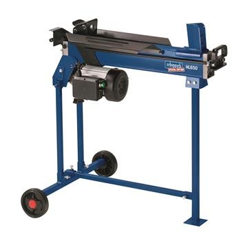 Výrobek Scheppach HL 650 - horizontální štípač dřeva 6,5 t - štípačka dříví + BONUS + doprava ZDARMA !