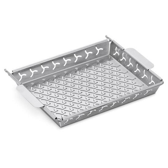 Výrobek Elevations Tiered Cooking systém grilovací koš s madly pro ETC systém 7615 nerezový