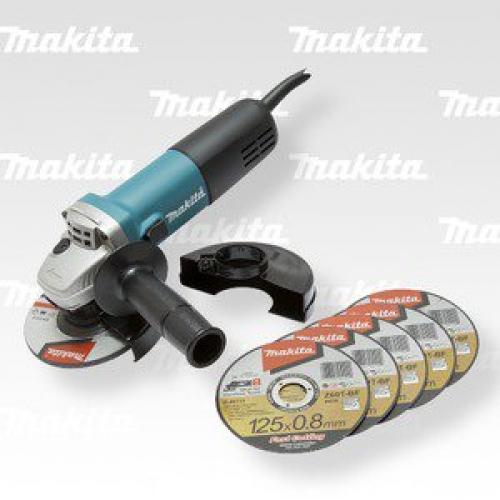 Výrobek Úhlová bruska MAKITA 9558 HNX1 125mm,840W