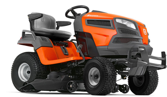 Zahradn� traktor Husqvarna TS 346 (bo�n� v�hoz tr�vy) SLEVA - letn� akce + ZDARMA DOPRAVA !