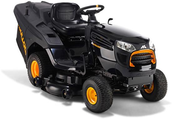 Výrobek Zahradní traktor McCulloch M 155-107 TC se sběrným košem - SLEVA + DOPRAVA ZDARMA !