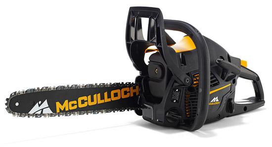 Výrobek Benzínová motorová řetězová pila McCulloch CS 380 - SLEVA + doprava ZDARMA !