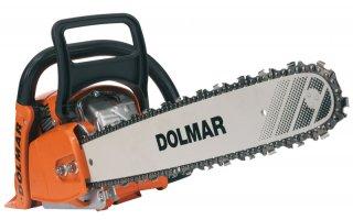 Benzínová řetězová pila pila Dolmar PS 350 C  (1,7 kW, 35cm, 1,3 mm, 3/8 inch)