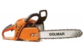 Benzínová řetězová pila Dolmar PS 500 C + ZDARMA doprava (2,4kW, 38cm, 1,5 mm, 3/8 inch)