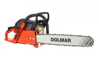 Výrobek Benzínová řetězová pila Dolmar PS 6100 (3,4 kW, 45cm, 1,5 mm, 3/8 inch)