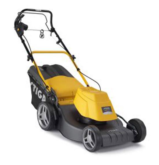 Výrobek Elektrická sekačka na trávu Stiga Combi 48 ES s pojezdem + ZDARMA doprava !