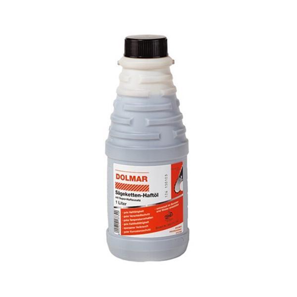 Výrobek Olej DOLMAR 1L na mazání řetězů a lišt motorových pil