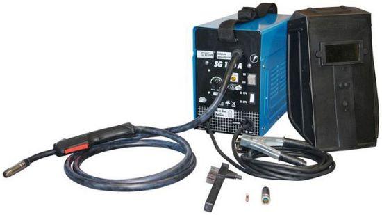 Výrobek Svářečka SG 120 A s plněnou drátovou elektrodou GÜDE AKCE PODZIM/ZIMA