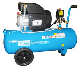 Výrobek Kompresor olejový 300/10/50 Güde (50054)