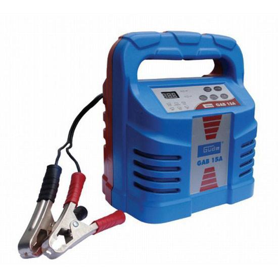 Výrobek Automatická nabíječka baterií GAB 8 A Güde (85063)