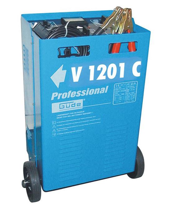 Výrobek Güde nabíjecí vozík PROFI V 1201 C