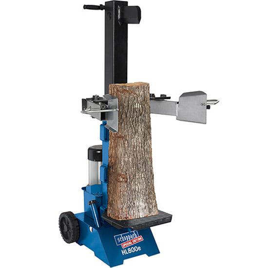 Výrobek Scheppach HL 800e štípačka na dřevo / štípač dřeva 8 t 400 V - SLEVA + DOPRAVA ZDARMA !