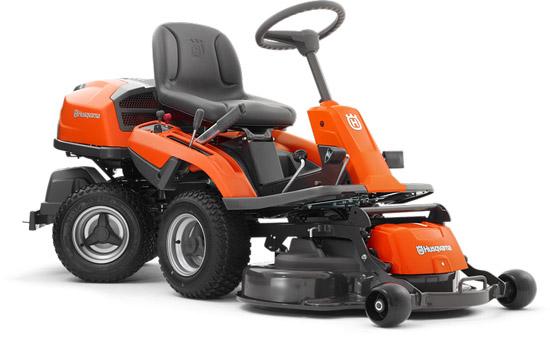 Výrobek Rider Husqvarna R 216 AWD (motorová jednotka bez sečení) + ZDARMA DOPRAVA !