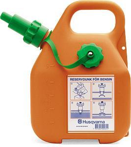 Výrobek Husqvarna kombinovaný klíč ke kanystru na benzín /oranž./