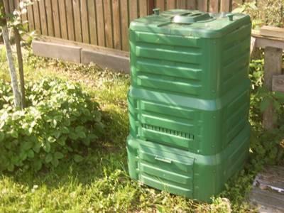 Výrobek Zahradní plastový KOMPOSTÉR AL-KO K 390 - SLEVA !!!
