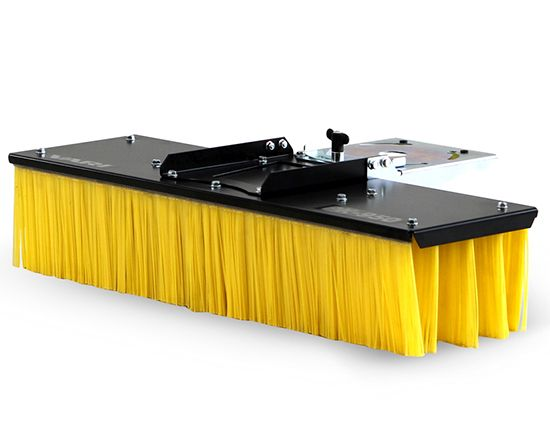 Výrobek Pasivní kartáč PK-950 pro bubnovou sekačku LUCINA MAX BDR-620 - SKLADEM + doprava ZDARMA !