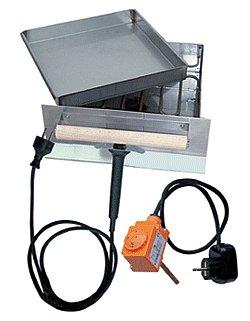Výrobek Elektrokomplet pro vyhřívání izolovaných udíren