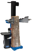 Scheppach HL 1200s - vertikální štípač / štípačka dřeva 12 t 400 V - AKCE - SLEVA + doprava ZDARMA !