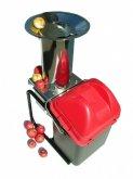 Elektrický drtič ovoce SHARK FRUIT 1,6 kW (nerez) - AKCE - SLEVA !