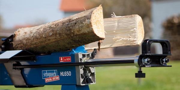 Štípačky dřeva Scheppach