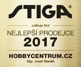 Nejlepší prodejce Stiga 2016