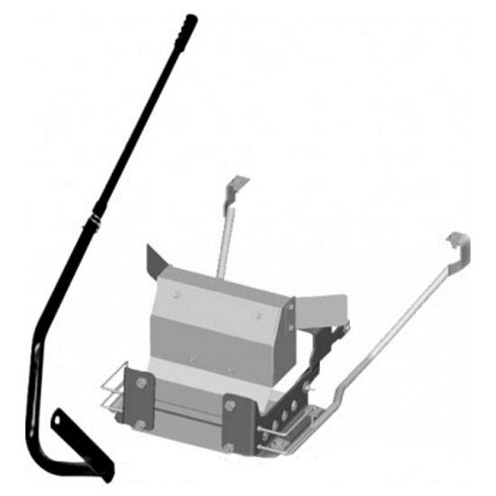 Výrobek Přídavný rám s pákou AL-KO pro záběr 92 a 102 cm