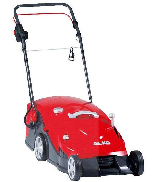 Výrobek Elektrická sekačka na trávu AL-KO POWER LINE 4100 E pro alergiky- AKCE - SLEVA !