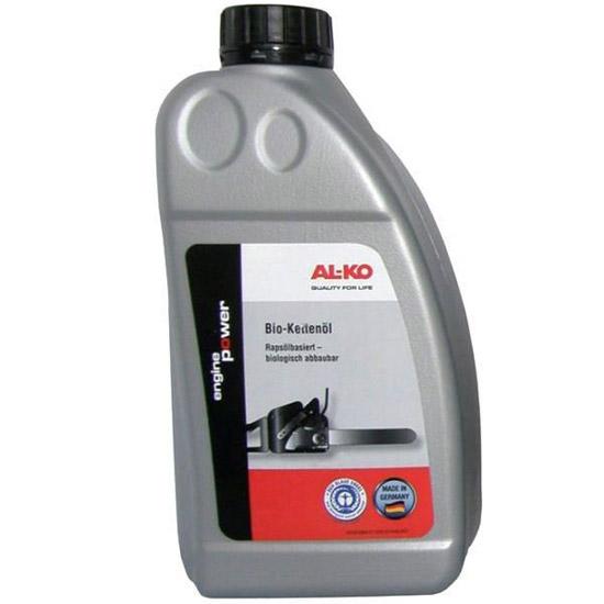 Výrobek AL-KO Olej AL-KO BIO 1L do pil na řetězy na ztrátové mazání
