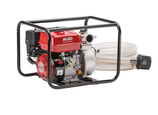 Výrobek Benzínové zahradní čerpadlo AL-KO BMP 30000 (povrchové, s hadicí) - výhodná cena za set + ZDARMA doprava !