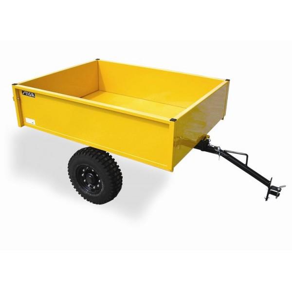 Výrobek Přívěsný vozík STIGA Pro (profi) za ridery a traktory Stiga Estate - SLEVA !