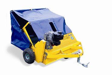Výrobek Motorový sběrač listí a trávy (sweeper) za rider Stiga Park Pro 340 IX, 540 IX a 740 IOX 4WD
