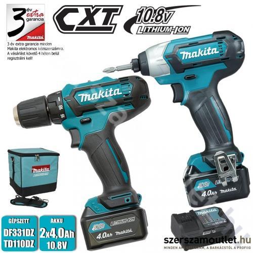 Výrobek Sada Makita CLX 201SM