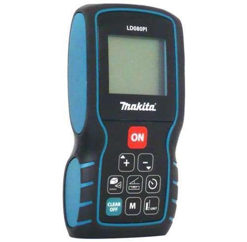 Výrobek Makita LD 080 PI laserový měřič vzdálenosti