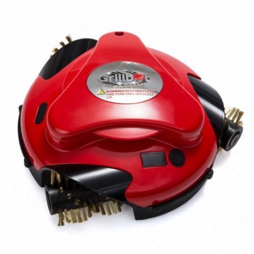 Výrobek Grillbot Red GBU101 robotický čistič grilů (červený)  + ZDARMA doprava !