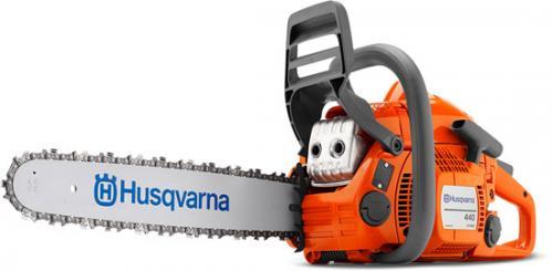Výrobek Motorová řetězová pila Husqvarna 440 (lišta a řetěz 15, .325 palců, 1,3 mm) = poslední šance výhodného nákupu !