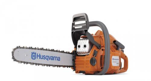 Motorová řetězová pila Husqvarna 445 (lišta a řetěz 15, .325 palců, 1,3 mm) - SLEVA + ZDARMA doprava !