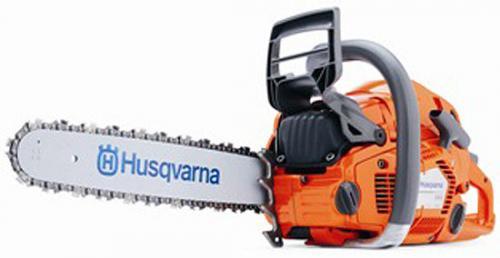 Výrobek Motorová řetězová pila Husqvarna 555 (lišta a řetěz .325, 15 palců) - mega SLEVA !