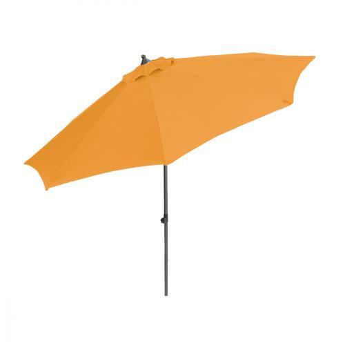Výrobek Creador Venice - středový slunečník 2,7 m (oranžový)